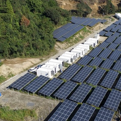 Solar PV and Energy Storage System, Japan, Optimal Power Solutions